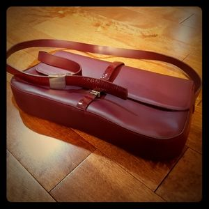 Petusco Shoulder Leather Bag